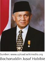 Sang bapak teknologi Indonesia