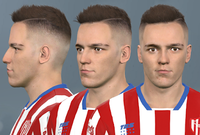 PES 2017 Faces Franco Troyansky by WER Facemaker