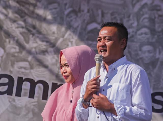 Tasyakuran Pelantikan Obon Tabroni sebagai anggota DPR RI 2019-2024