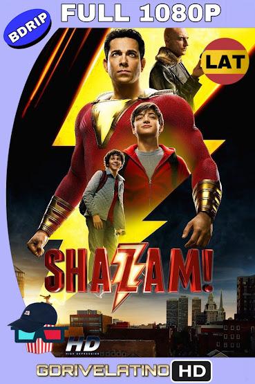 ¡Shazam! (2019) BDRip 1080p Latino-Ingles MKV