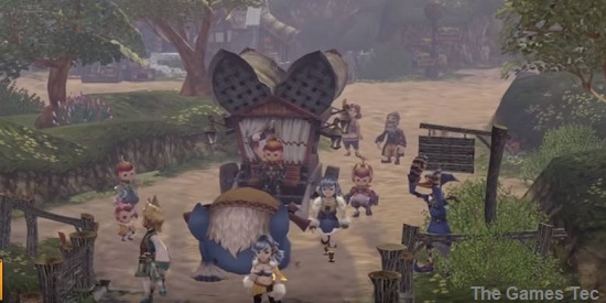 Final Fantasy Crystal Chronicles Remastered Edition Release Date, Review, Bosses and Cross PLay