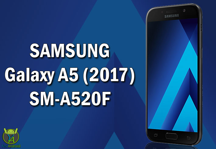 Download A520FXXU1AQAD | Galaxy A5 (2017) SM-A520F