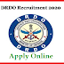DRDO RAC Recruitment for Defence Research and Development Services - Apply Online @rac.gov.in