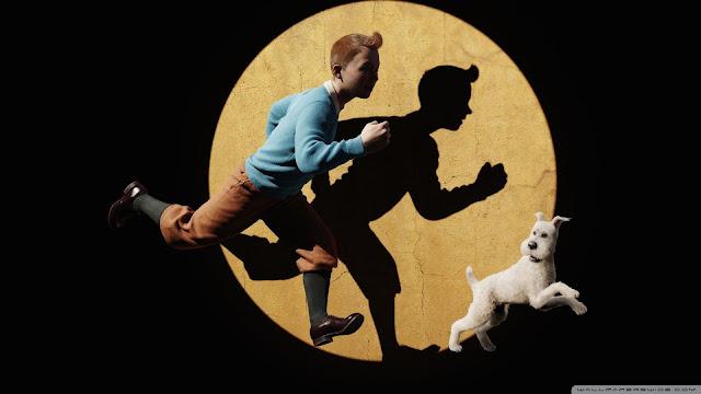 Render 3D imagen nº 3 de la película Las aventuras de Tintin: El secreto del Unicornio