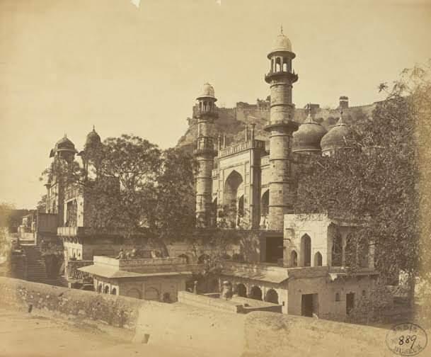 शाही मस्जिद ग्वालियर ।। Shahi Masjid Gwalior