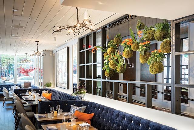 Restaurante Cultivar em Boston