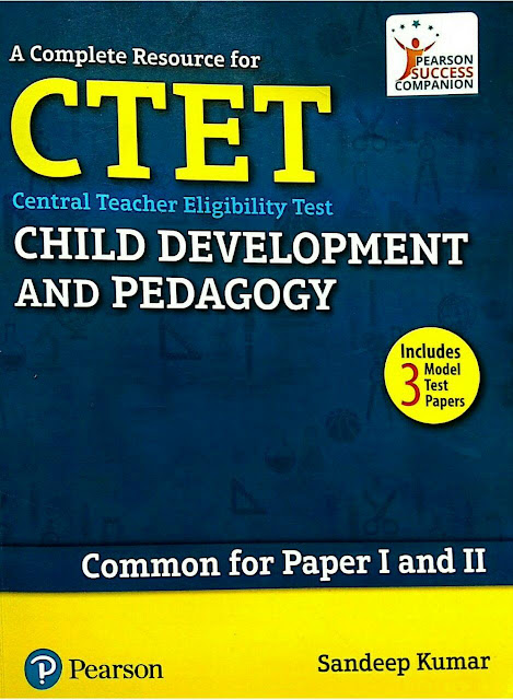 Child Developement and Pedagogy (Paper- 1&2) : for CTET PDF Book