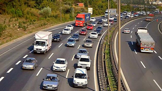 2021 Yılı İçin Motorlu Taşıtlar Vergisi'ne Gelecek Zam Oranı Belli Oldu