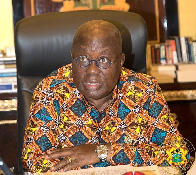 President Akufo-Addo Calls Off Referendum For Lack of Broad, National Consensus