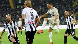 مشاهدة مباراة يوفنتوس وأودينيزي بث مباشر اليوم 15-12-2019 في الدوري الايطالي