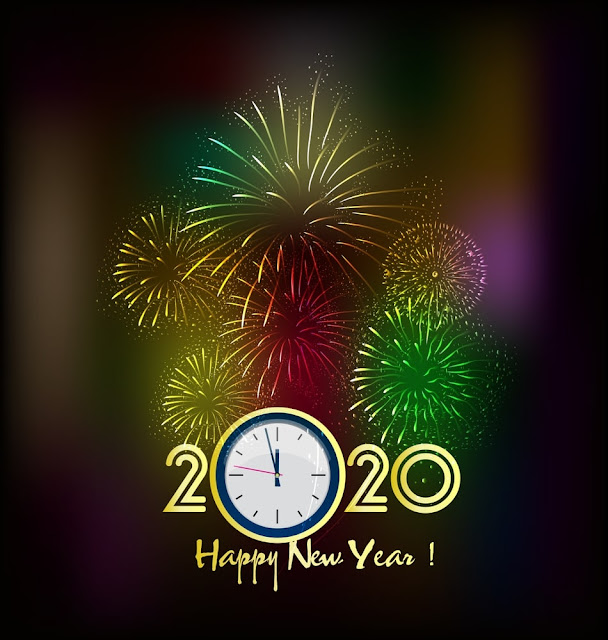 Happy New Year 2020 Images, Wallpapers 5