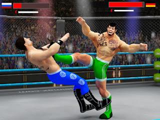 Stars Wrestling Revolution 2017 Mod