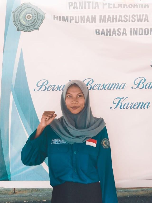 Pentingnya Melestarikan Bahasa Indonesia Diera Milenial.