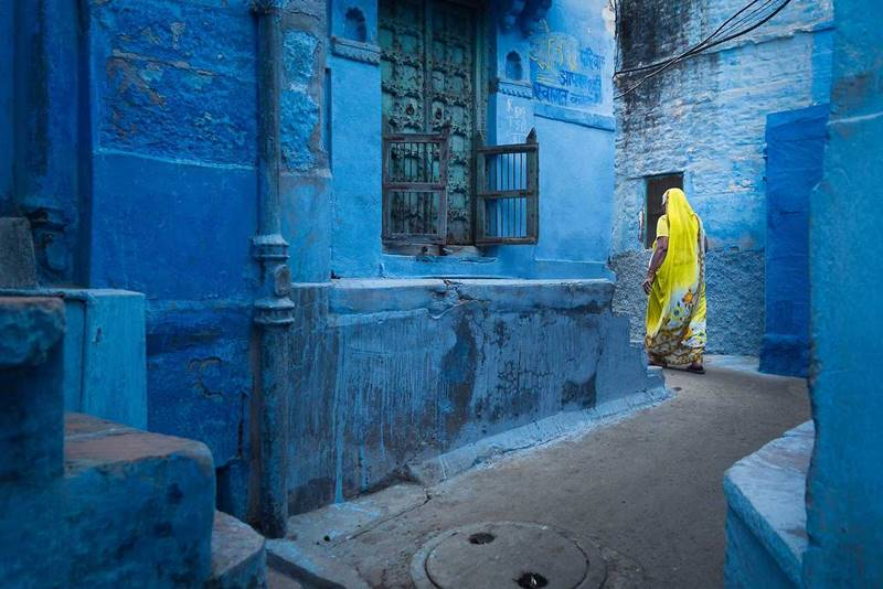 Jodhpur | A Blue city in India