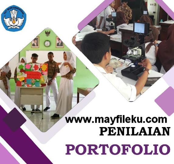 Download Panduan Penilaian Portofolio