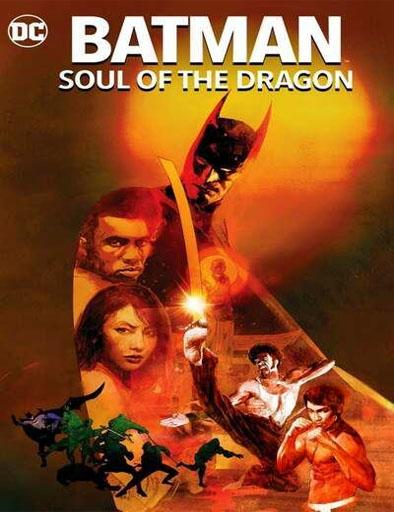 pelicula Batman: El alma del dragón