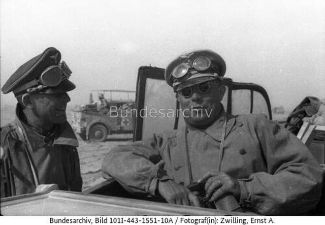 German General Erwin Rommel 25 May 1942 worldwartwo.filminspector.com