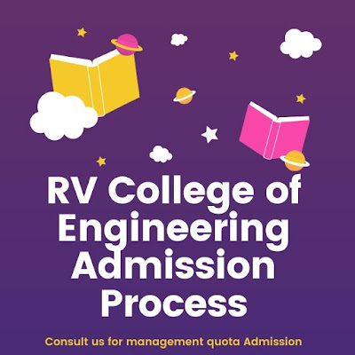 RV College Of Engineering Bangalore Admission Process
