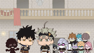 Mugyutto! Black Clover Episodio 07
