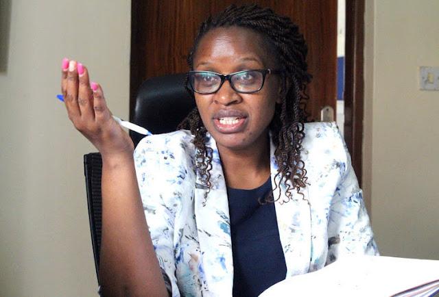 LSK CEO Mercy Wambua