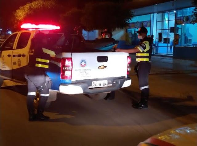 Secretaria de Segurança, Ordem Pública e Trânsito, deu retorno a Operação Luís Eduardo Magalhães em Paz
