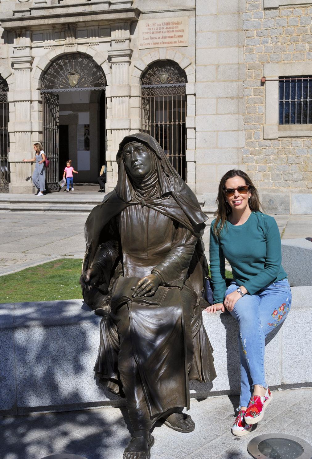 convento santa teresa avila