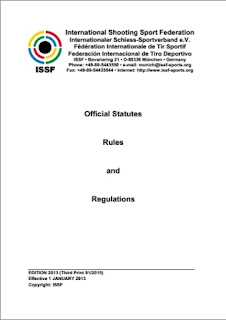 ISSF - Official Statutes Rules and Regulations