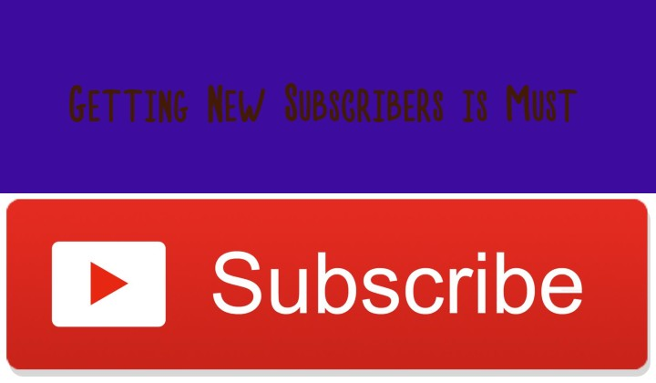 Getting New Subscribers is Must   E