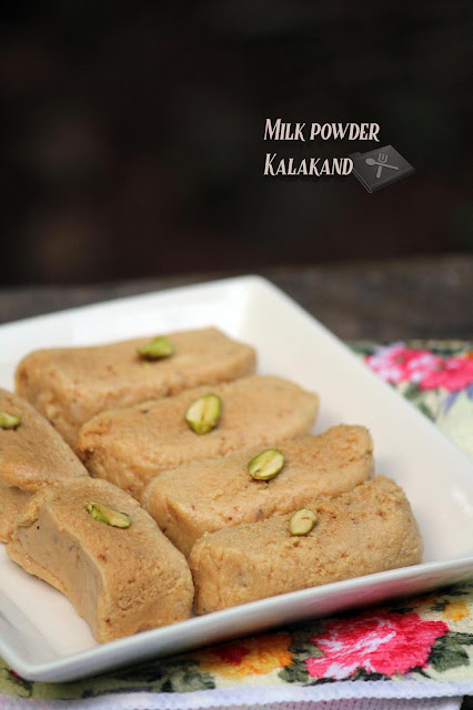 Milk powder Kalakand