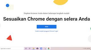 download dan instal browser google chrome