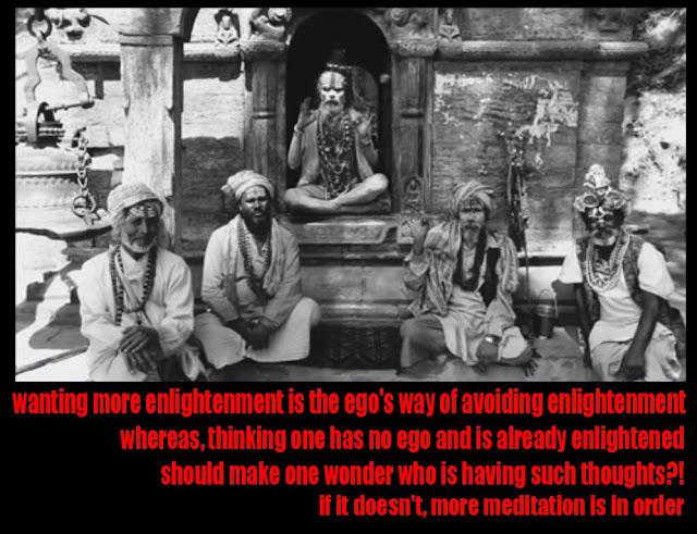 more meditation