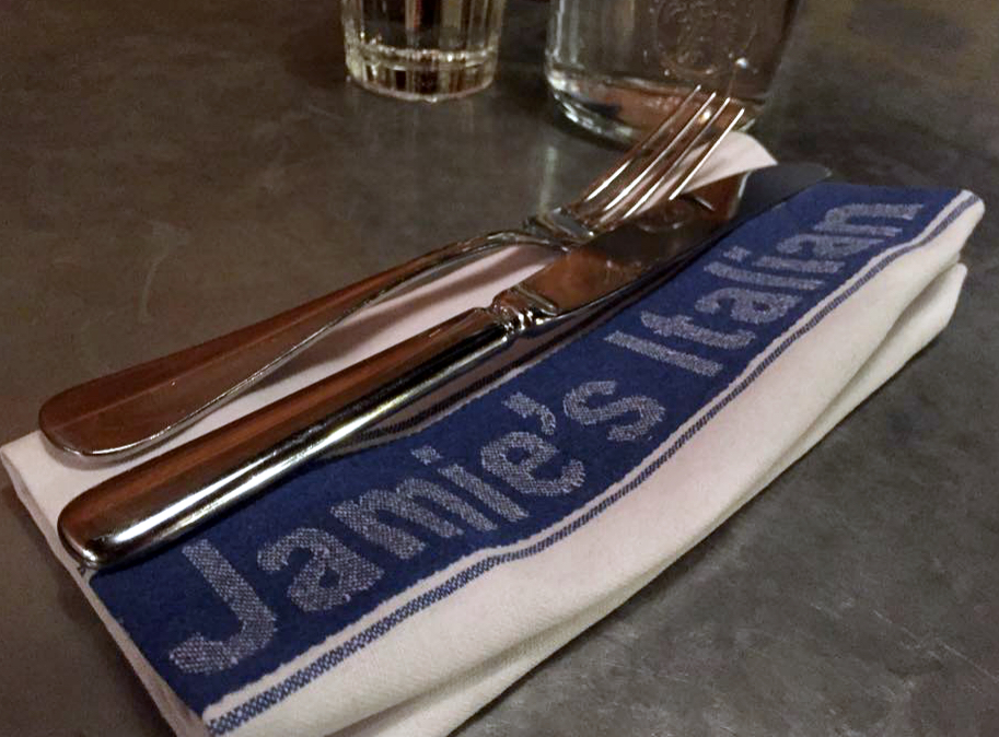 Jamie's Italian Milton Keynes Review