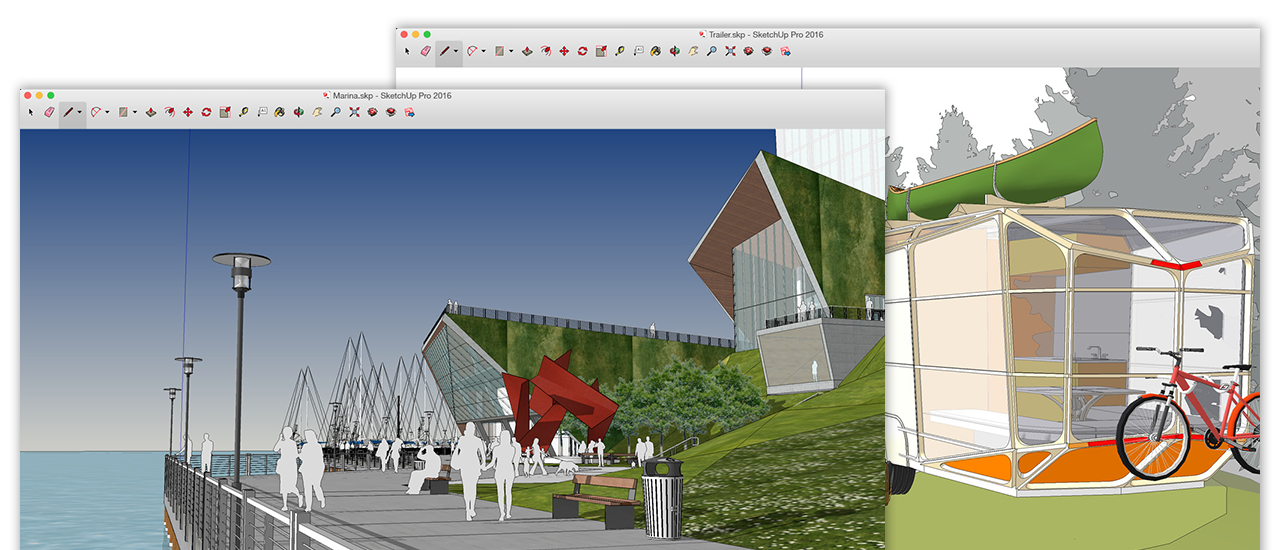 SCARICARE SKETCHUP 2016