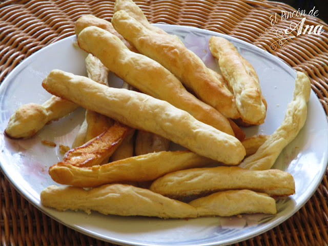 Palitos de pan