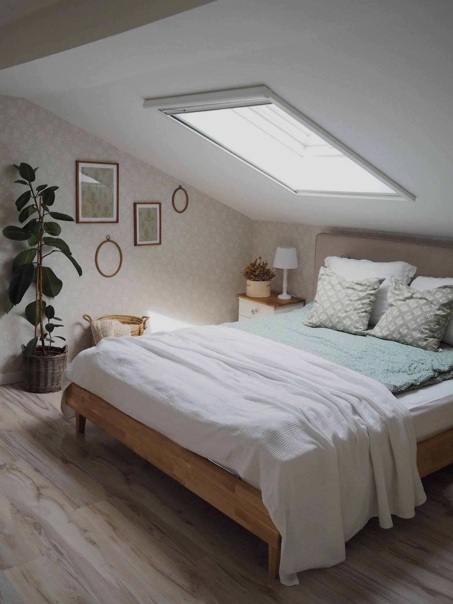 Moja droga do przytulniejszej i bardziej stylowej sypialni