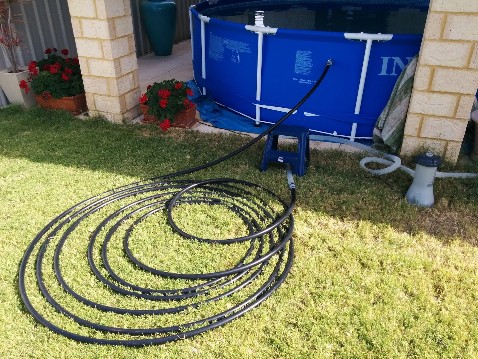 Internet of things iot down under how to make a - How to build a swimming pool heater ...