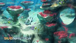 Subnautica Mobile Background