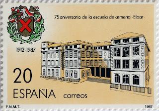 75 ANIVERSARIO DE LA FUNDACIÓN DE LA ESCUELA DE ARMERÍA DE EIBAR
