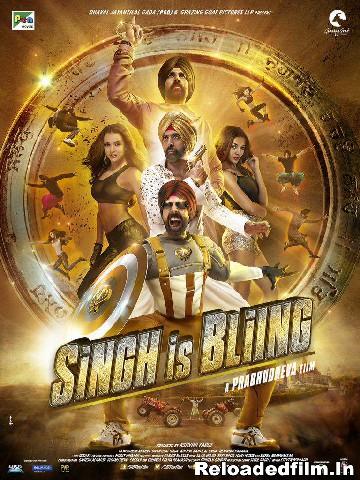 Singh Is Bliing (2015) Full Movie Download 480p 720p 1080p