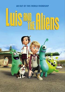Luis y los alienígenas | Castellano HD
