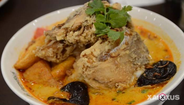 Resep opor ayam Padang - Cara membuat opor ayam Padang
