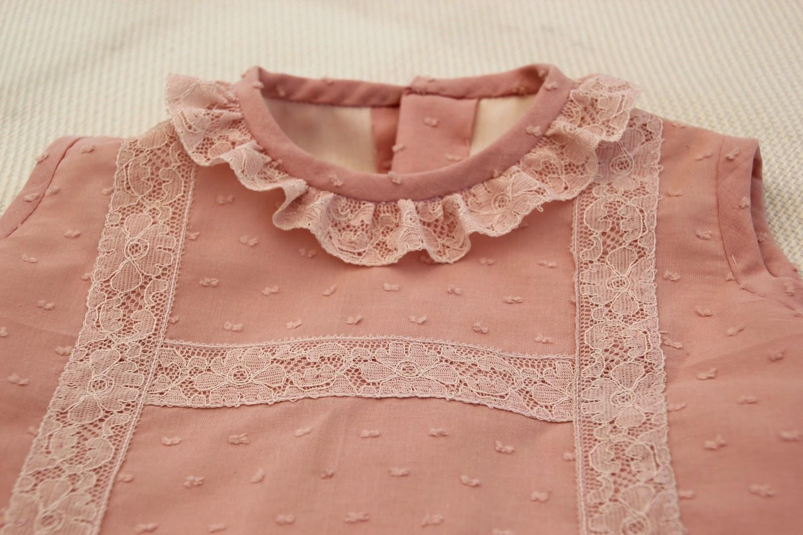 78b856c83 DIY Cómo hacer vestido de niña forrado muy fácil patrones gratis moldes  gratis