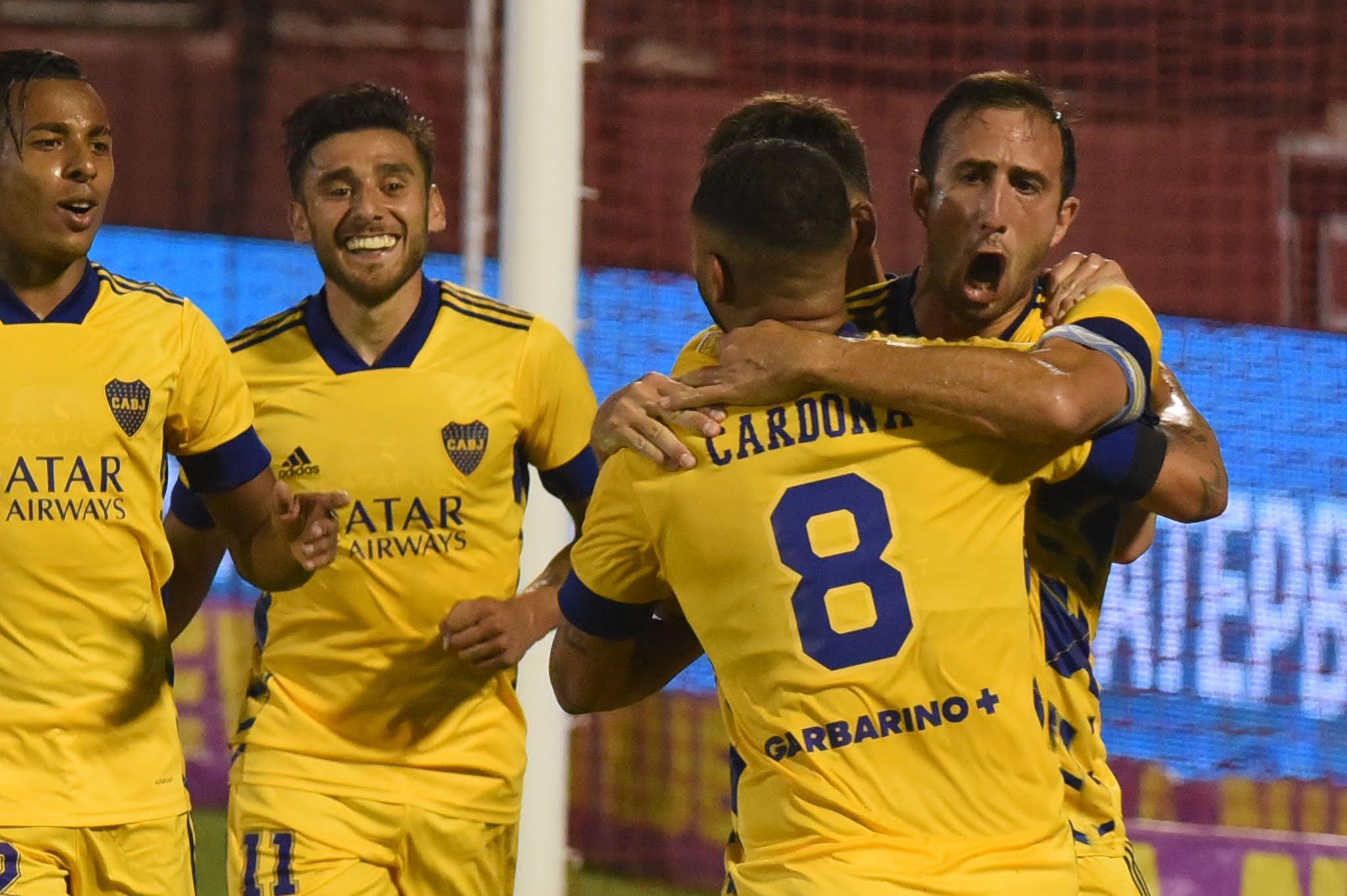 FOTOS: Las mejores imágenes del triunfo de Boca ante Newell's en Rosario