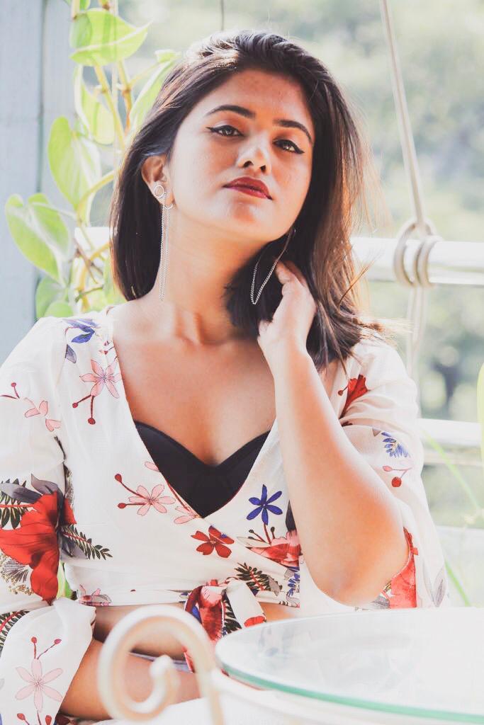Deepika Tina Lobo Bangalore Model and Actress