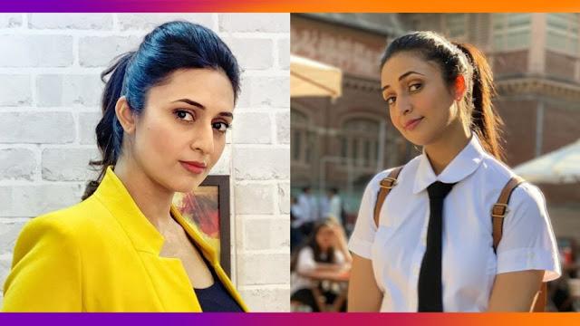 Tellywood : How to stay classy with a high ponytail like Divyanka Tripathi