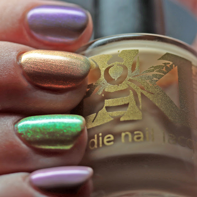 Bee's Knees Lacquer The Fallen, The Oracle, The Star-Eater, and The Under King over Possessed