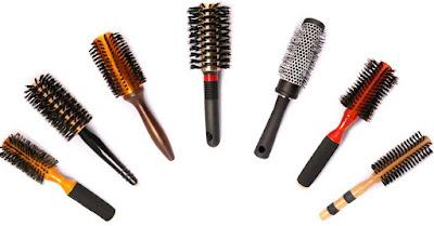 tips cara memilih memakai sisir tepat sesuai jenis rambut beauty blogger vlogger indonesia salon kecantikan kapster hairstylist hairdresser kapster jenis macam kegunaan manfaat