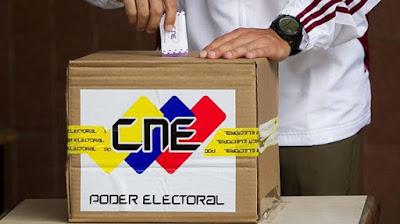 CNE evalúa realizar votaciones del 6-D en dos días