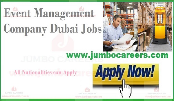 Dubai latest jobs and careeers, Recent Jobs in Gulf countries,