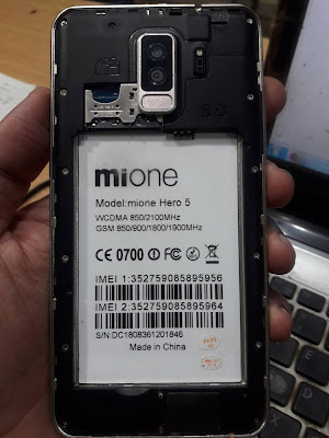 MIONE HERO 5 FLASH FILE FIRMWARE MT6580 5 1 STOCK ROM 100